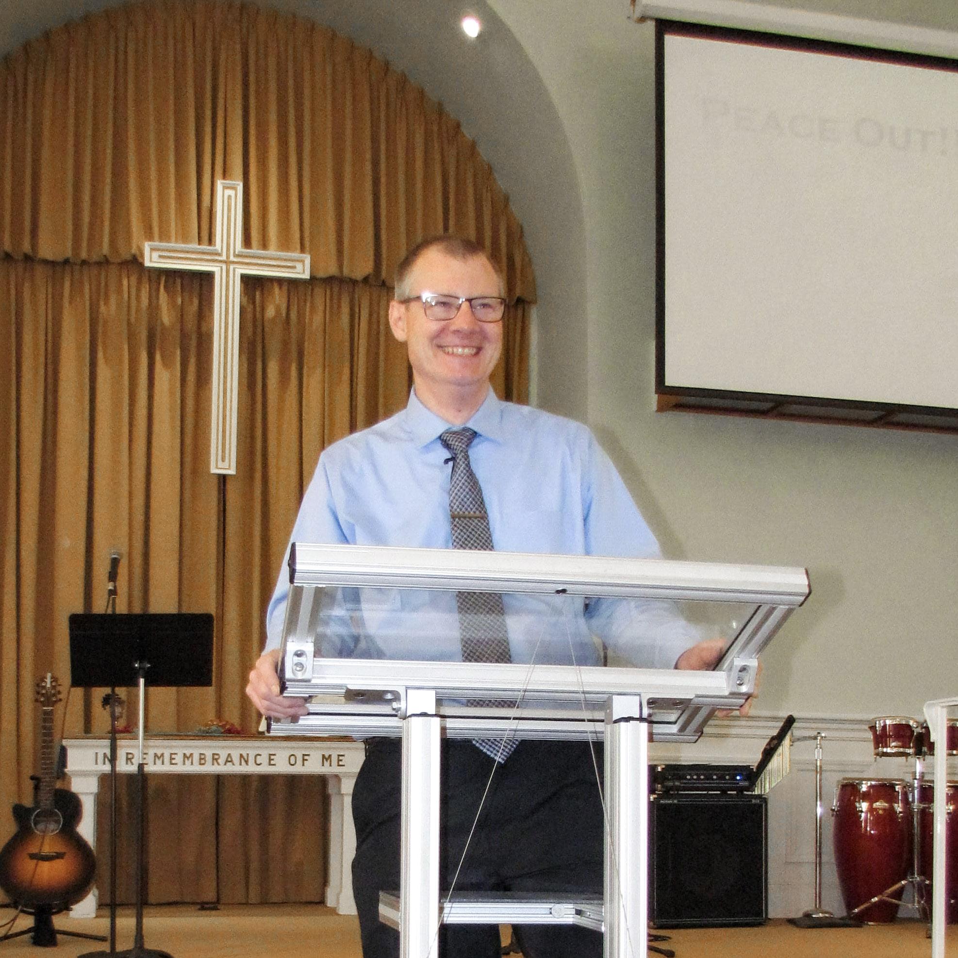 Rev. Tim Osborne