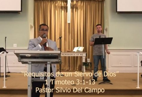 Hispanic Service 08/16/2020