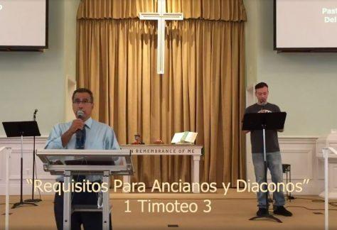 Servicio Hispano 08/23/2020